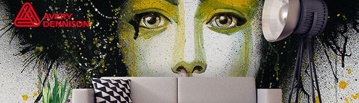 Samolepljive folije za zidnu dekoraciju (wall film)