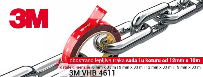 3M lepljiva traka